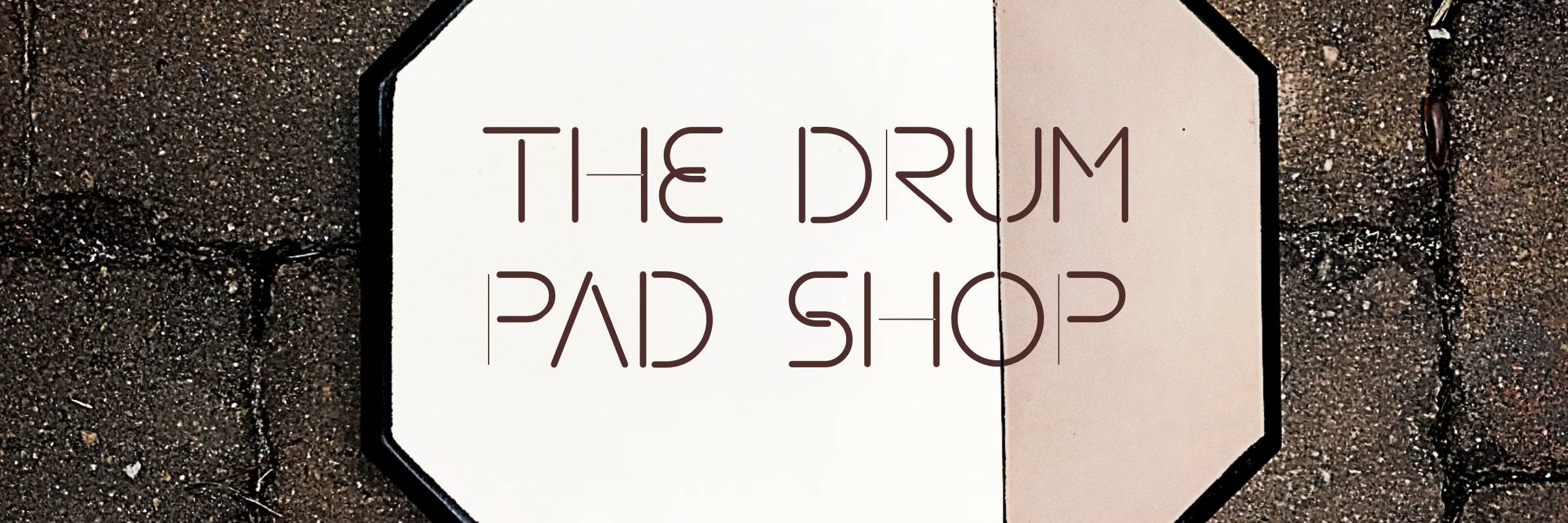 Drum Pad Shop (banner size small)